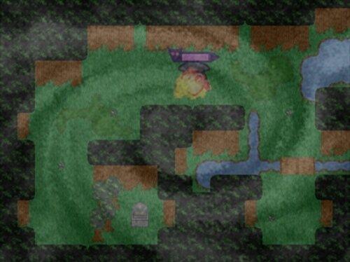 袋小路のボス退治 Game Screen Shot5