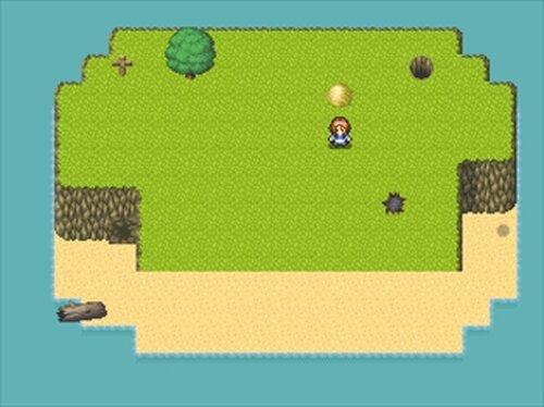 この孤島で一人。 Game Screen Shot5