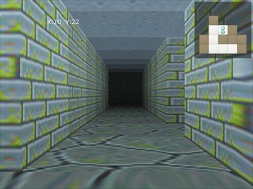 我闘亜々亜作物語皆無系擬似3D迷路 Game Screen Shots