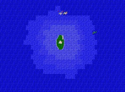 日韓戦争~日本海海戦~ Game Screen Shot1