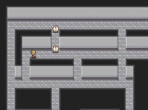 逃げろ!とにかく逃げろ!Legend Mode Game Screen Shots