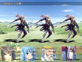 悪夢と魔女と護衛任務 Game Screen Shot4