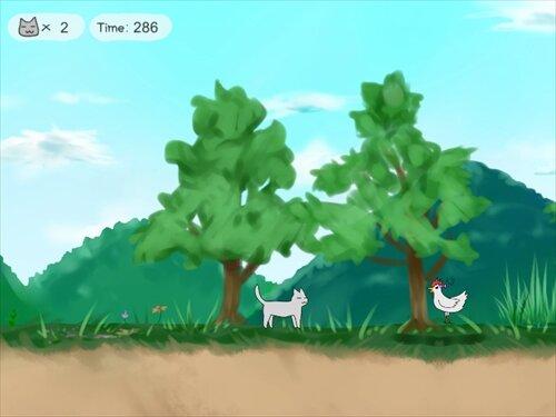 はらぺこサバイバル Game Screen Shot1
