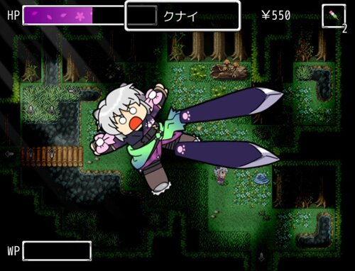 くノ一奇譚_完全版 Game Screen Shot1