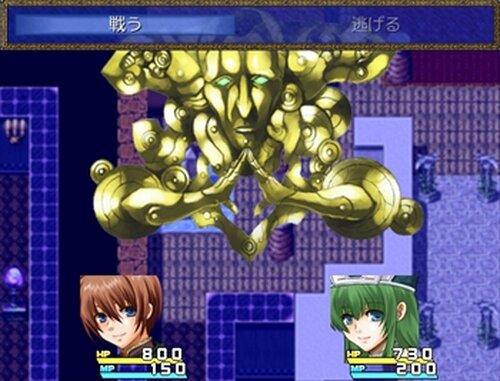 勇者と秘宝の祠 Game Screen Shot4