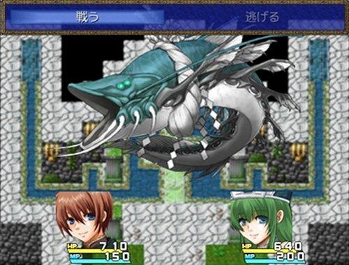 勇者と秘宝の祠 Game Screen Shots