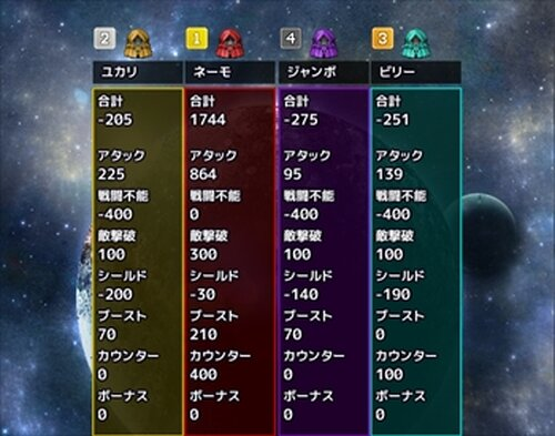 魔道具戦記 Ver1.00 Game Screen Shot5