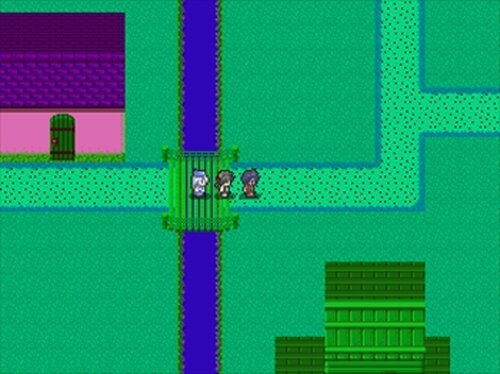 ウルファールの大冒険 第二部 Game Screen Shots