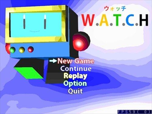 W.A.T.C.H~ウォッチ~ Game Screen Shots