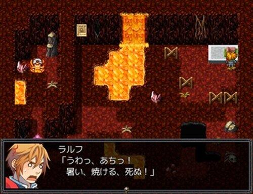 ラルフの箱庭冒険譚 Game Screen Shot4