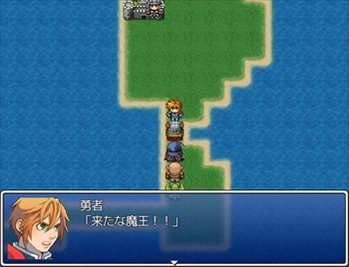 魔王の冒険 Game Screen Shot3