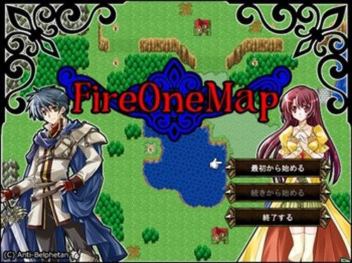 ファイアーワンマップ Game Screen Shots