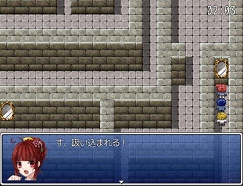 脱出ダンジョン~紅ノ誓刻~ Game Screen Shot3