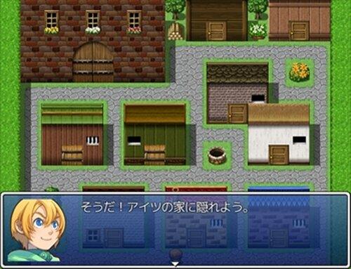 母さんと僕のかくれんぼ Game Screen Shot2