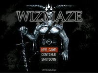 WIZMAZE(ウィズメイズ) 【Ver2.11】のゲーム画面