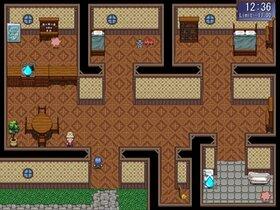 モップ君のお掃除ゲーム Game Screen Shot3