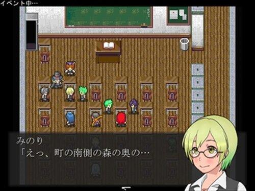 発狂毎日(夏) Game Screen Shot4