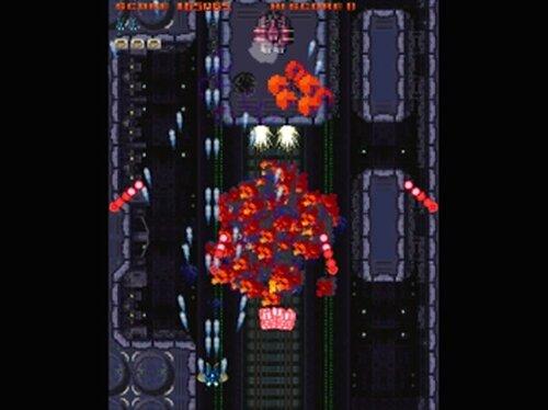 RAPID-FIRE STRIKER Game Screen Shot4