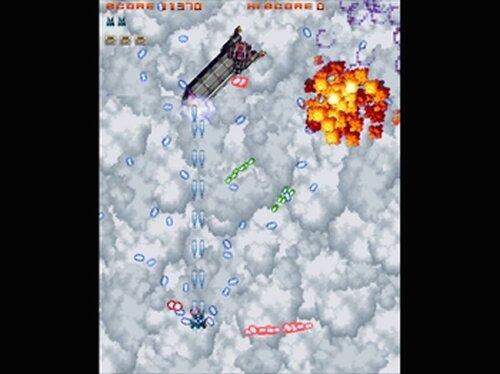 RAPID-FIRE STRIKER Game Screen Shot5