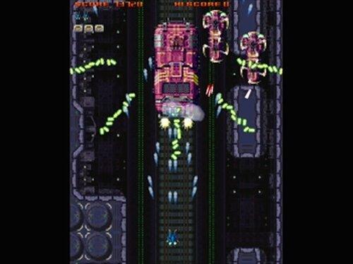 RAPID-FIRE STRIKER Game Screen Shots