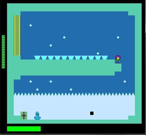 魔法少女は4度目の旅に出る(完成版) Game Screen Shot1
