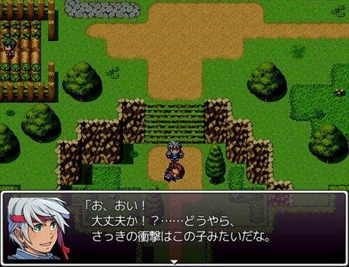 ソラ・テラス(第一部) Game Screen Shot1