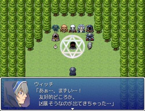 MomentAttack! Game Screen Shot1