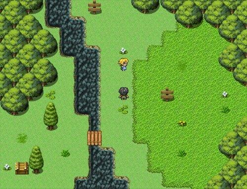 E.S.R.I.ZERO Game Screen Shot1