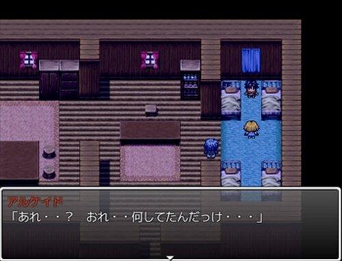 E.S.R.I.ZERO Game Screen Shot3