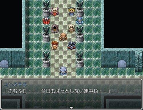 E.S.R.I.ZERO Game Screen Shot4