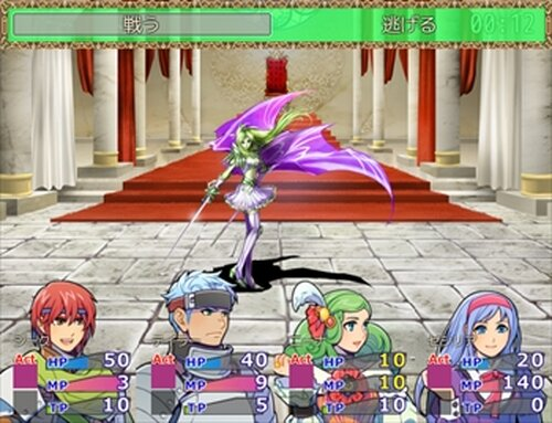 Dark Master Sword-Another- Game Screen Shot3