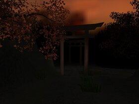 閉ざされた山林にて Game Screen Shot2