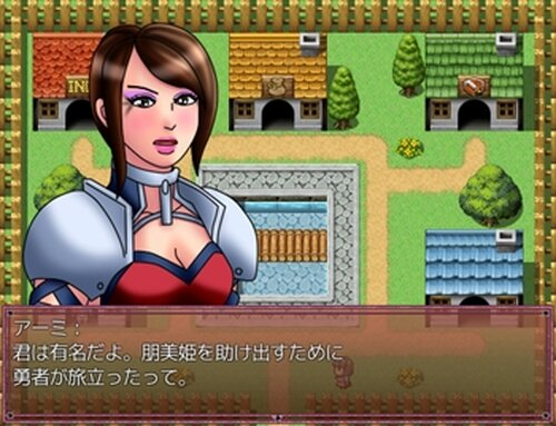 朋美魂2015 Game Screen Shot3