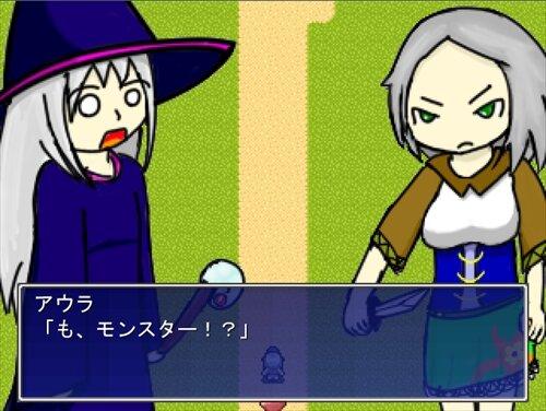 魔法少女ソルトシスターズ Game Screen Shot1