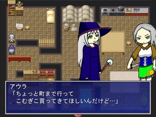魔法少女ソルトシスターズ Game Screen Shot2