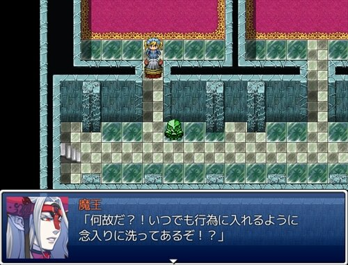 恋色魔装甲 Game Screen Shot1