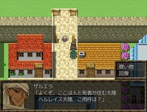 ソウル・オブ・ラグナログ(体験版) Game Screen Shot4