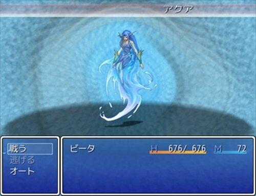 夢物語-始まりの夢- Game Screen Shots