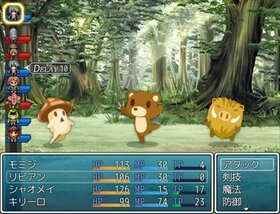 Clock Mademoiselle Game Screen Shot5