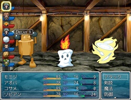 Clock Mademoiselle Game Screen Shots