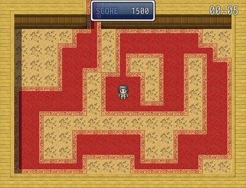 ミニッツパーティー Game Screen Shot1