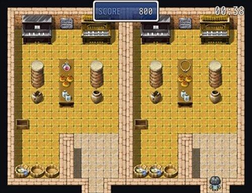 ミニッツパーティー Game Screen Shots