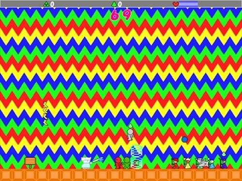 ヤシーユのシンプルアクション Game Screen Shots