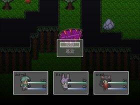 大きな樹の中で Game Screen Shot5