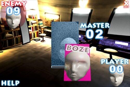 BOZE OR AFRO Game Screen Shot3