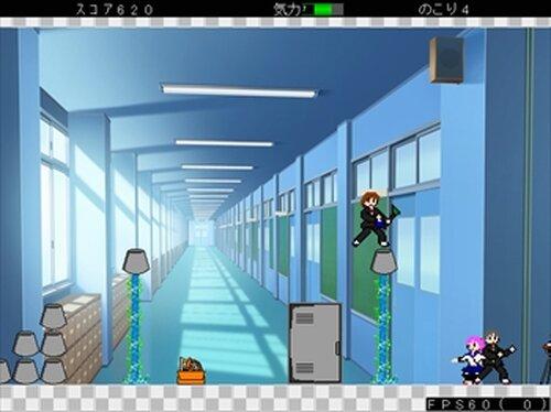 おくじょう! ~俺の弁当計画~【追試版】 Game Screen Shot5