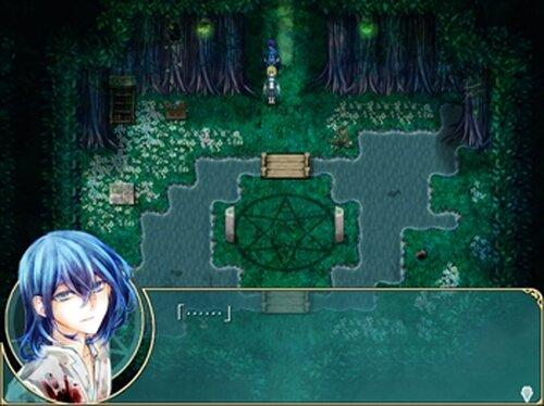 魔法使いと迷いの森 Game Screen Shot5
