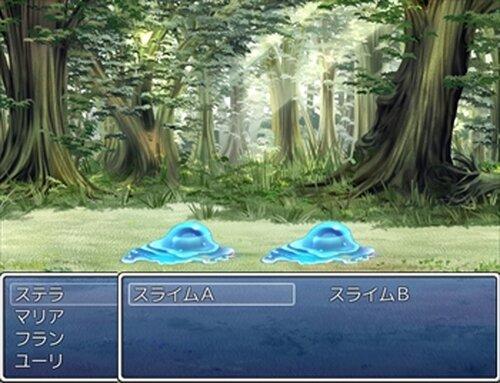 勇者の復讐 Game Screen Shot4