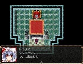 東方紅章録~Scarlet Brouillard Enregistrement~ Game Screen Shot5
