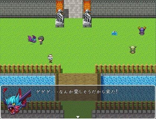 魔王採用試験 Game Screen Shot2
